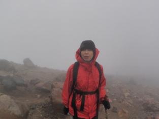 北ア 乗鞍岳(3.026m)登山_d0007657_13245266.jpg