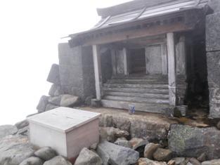 北ア 乗鞍岳(3.026m)登山_d0007657_13361667.jpg
