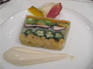 「料理とワインで巡るフランス」@ウエスティンホテル東京_f0007061_012960.jpg