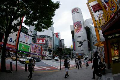9月15日(火)今日の渋谷109前交差点_b0056983_1117109.jpg