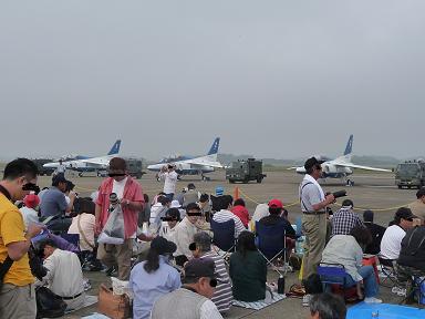 2009 百里基地航空祭に行ってきました。_a0075387_16424351.jpg