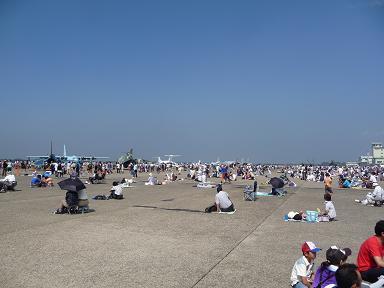 2009 百里基地航空祭に行ってきました。_a0075387_16495421.jpg
