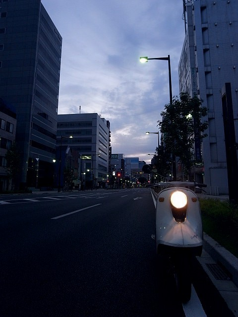 ROUND TRIP ABOUT 1000KILOS TOKYO→TOYAMA VOL2_b0132101_20192824.jpg