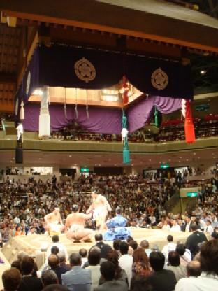 のあ61 大相撲九月場所♪_b0061261_22331826.jpg