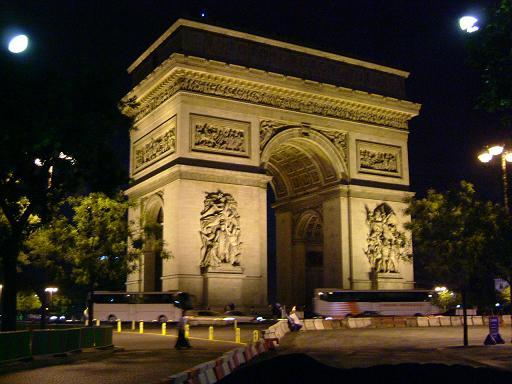アンジェリーナつながりで…パリの懐かし画像_c0151965_17201034.jpg
