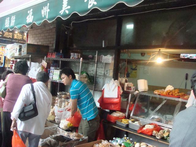 チャイナタウンのおやつは魚のだんごスープ、_d0100880_1144582.jpg