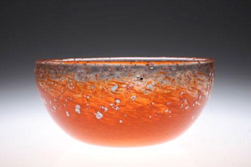 """Bowl \"""" pate de verre\""""_c0108595_9512757.jpg"""