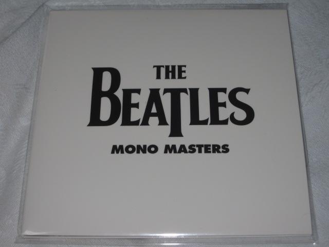 THE BEATLES MONO MASTERS_b0042308_23475711.jpg