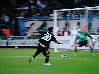 FCチューリヒ×レアル・マドリード UEFAチャンピオンズリーグ 09-10グループリーグ_c0025217_057378.jpg