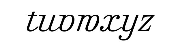 小文字の w の形_e0175918_4165494.jpg
