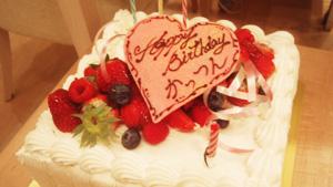 Happy×100 my Birthday★_c0071924_18385129.jpg