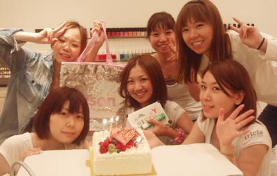 Happy×100 my Birthday★_c0071924_18391628.jpg
