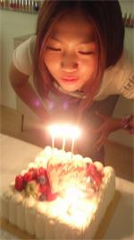 Happy×100 my Birthday★_c0071924_1839371.jpg
