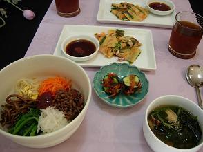 韓国料理レッスン、始まっています_d0145857_024283.jpg