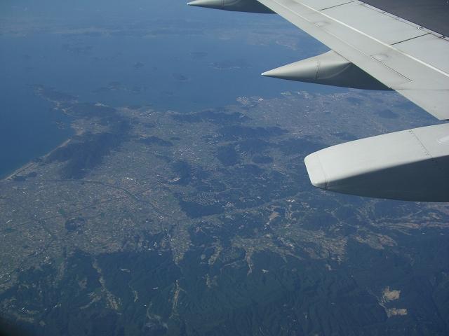 航空写真―どこかわかりますか?九州・中国四国編―_d0116009_2455548.jpg