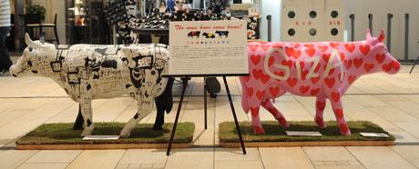 "\""cow parade Festival in LACHIC\""に名古屋総合デザイン専門学校の学生参加_b0110019_11521033.jpg"