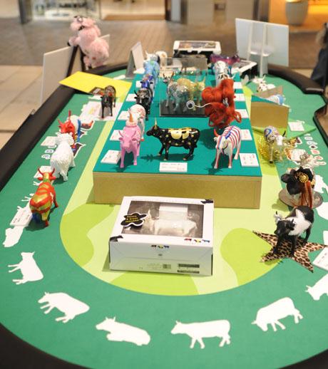 "\""cow parade Festival in LACHIC\""に名古屋総合デザイン専門学校の学生参加_b0110019_11522790.jpg"
