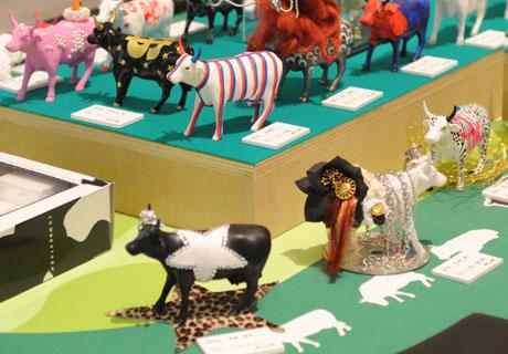 "\""cow parade Festival in LACHIC\""に名古屋総合デザイン専門学校の学生参加_b0110019_11523318.jpg"