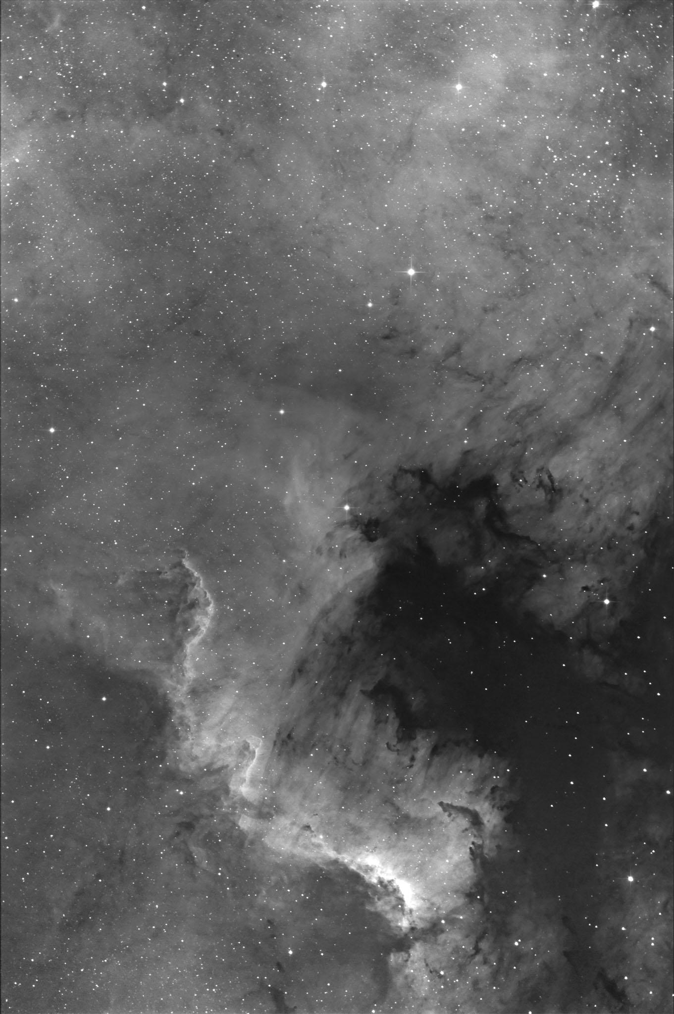 どかんと NGC7000 Ha!!_c0061727_23263282.jpg