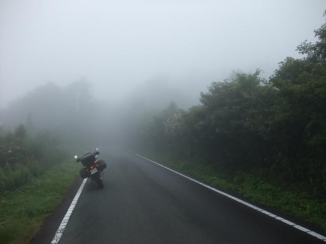 四国迷走ツーリング 石鎚山の朝_f0050534_812197.jpg