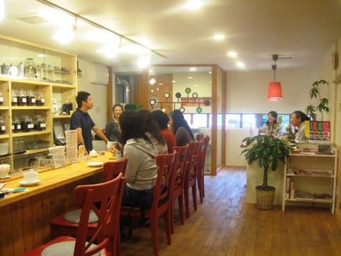 利きコーヒー&パナマゲイシャを楽しむ会「ユナイトコーヒー」_b0140235_17240.jpg