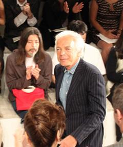 ラルフ・ローレン御大登場でファッションウィーク終了!_c0050387_16132132.jpg