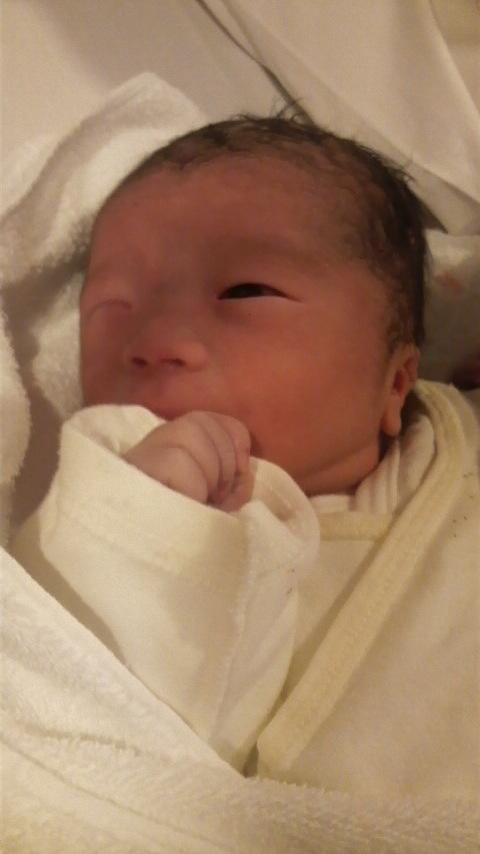 こんにちは赤ちゃん(^O^)_f0179130_17232421.jpg