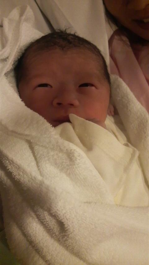 こんにちは赤ちゃん(^O^)_f0179130_17232431.jpg