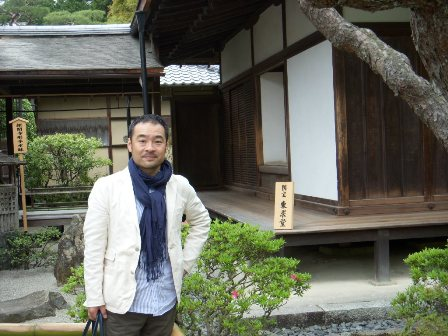 古寺巡礼 ④ (かくれ里)&東山慈照寺_c0156749_168837.jpg