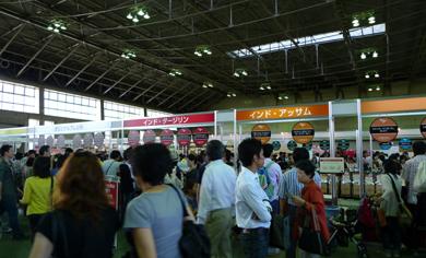 ルピシア グラン・マルシェ2009 ~世界のお茶の祭典~_b0142989_1827565.jpg