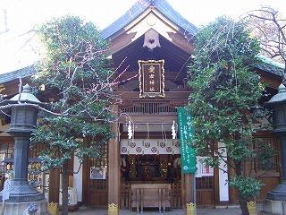 愛宕神社 (神社参拝)_c0187004_21125241.jpg