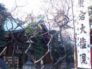 愛宕神社 (神社参拝)_c0187004_21131057.jpg