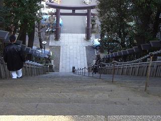 愛宕神社 (神社参拝)_c0187004_21132679.jpg