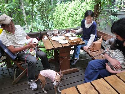 S築さんと奥様と愛犬たち 【Chef's Report】_f0111415_042520.jpg
