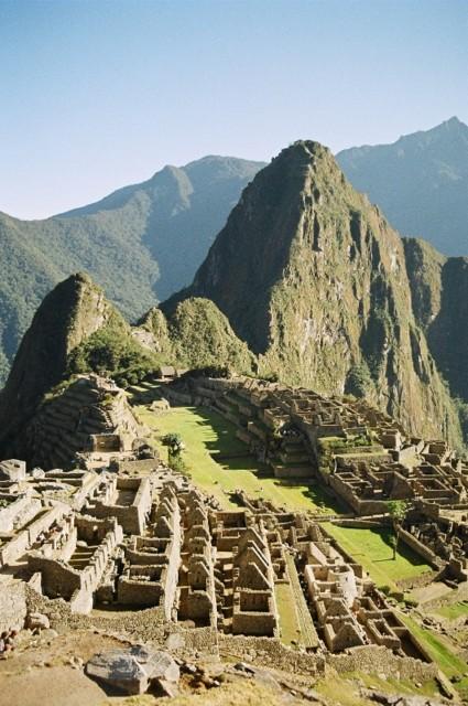 ペルー旅行記~その3  マチュピチュへ  <後編>_a0104621_1301842.jpg