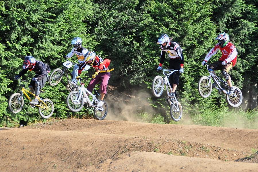 2009年9月緑山コース開放日の風景_b0065730_20204276.jpg