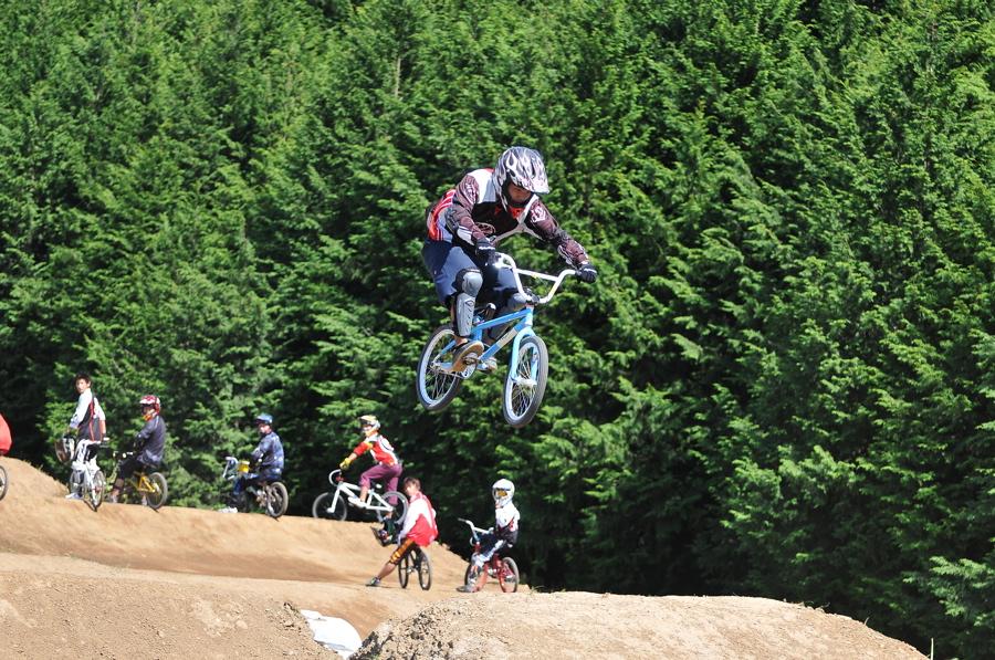 2009年9月緑山コース開放日の風景_b0065730_2071580.jpg