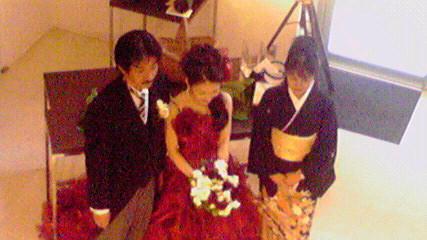 井本家・松尾家結婚披露宴!!_d0051146_19103372.jpg