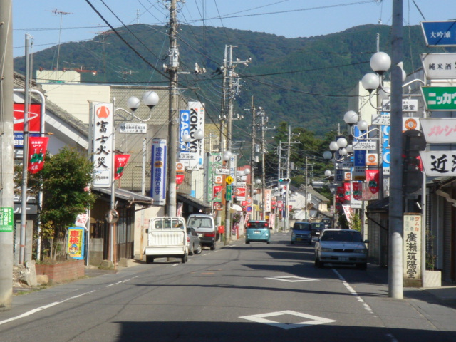 岩崎屋の店番_b0124462_20245310.jpg