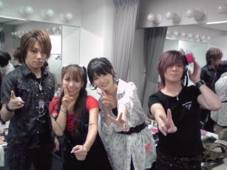 彩音 LIVE TOUR 2009 in 赤坂BLITZ_a0126663_22501996.jpg