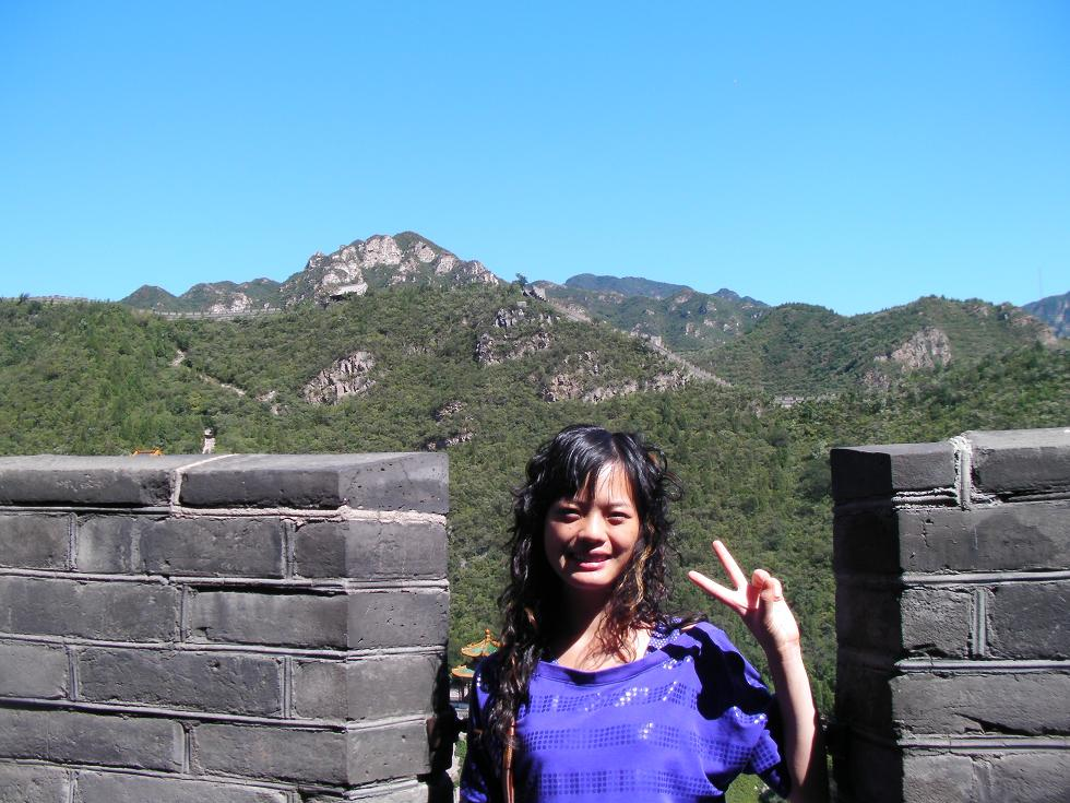 The Great Wall in Beijing_b0183063_3483575.jpg