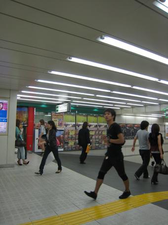 新潟県高柳町荻ノ島に渋谷で再会しました。_c0195909_12583047.jpg