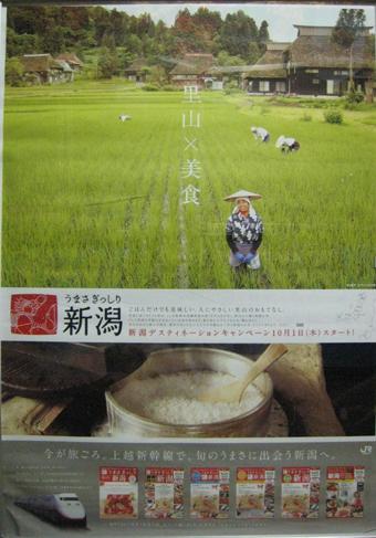 新潟県高柳町荻ノ島に渋谷で再会しました。_c0195909_12585159.jpg
