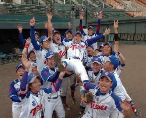 第47回佐賀県アマチュア野球で、タナカ技建が優勝! _d0150722_19554915.jpg