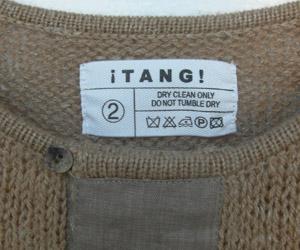 TANG 半袖ニット_a0130646_143826.jpg