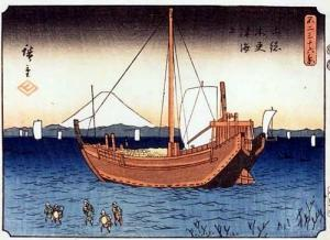五大力と 馬鹿の佃煮 : 江戸・東...
