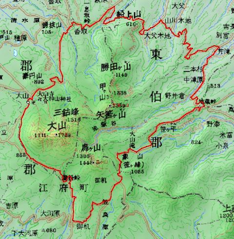 チャレンジ「大山一周」65km  単独_d0007657_9455560.jpg