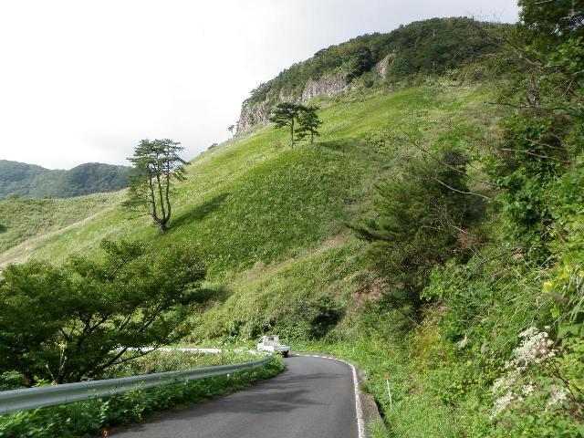 チャレンジ「大山一周」65km  単独_d0007657_964479.jpg