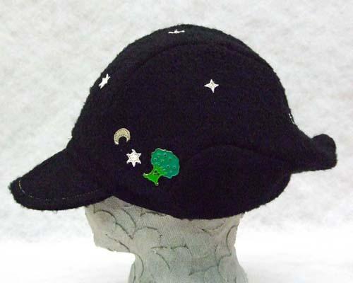 Chikyuシリーズ 月と星とブロッコリーのカーリー_e0008674_10245422.jpg