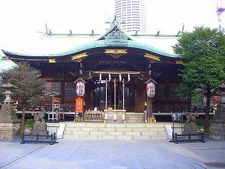 熊野神社 (神社参拝)_c0187004_1023046.jpg